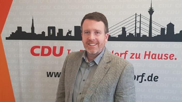 Florian Tussing, Vorsitzender